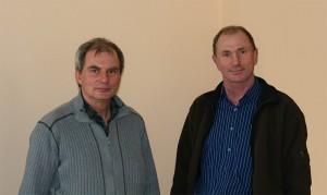Hartmut und Thomas Seelow